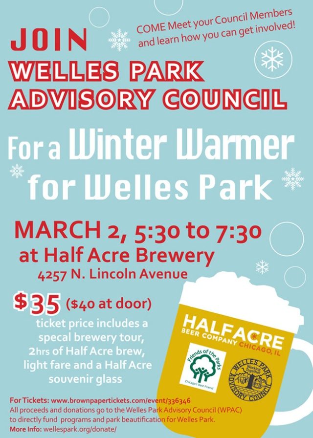 Join is for the Winter Warmer!